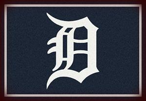 Detroit Tigers Milliken Spirit Rug
