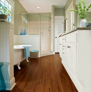 Armstrong LUXE Exotic Fruitwood