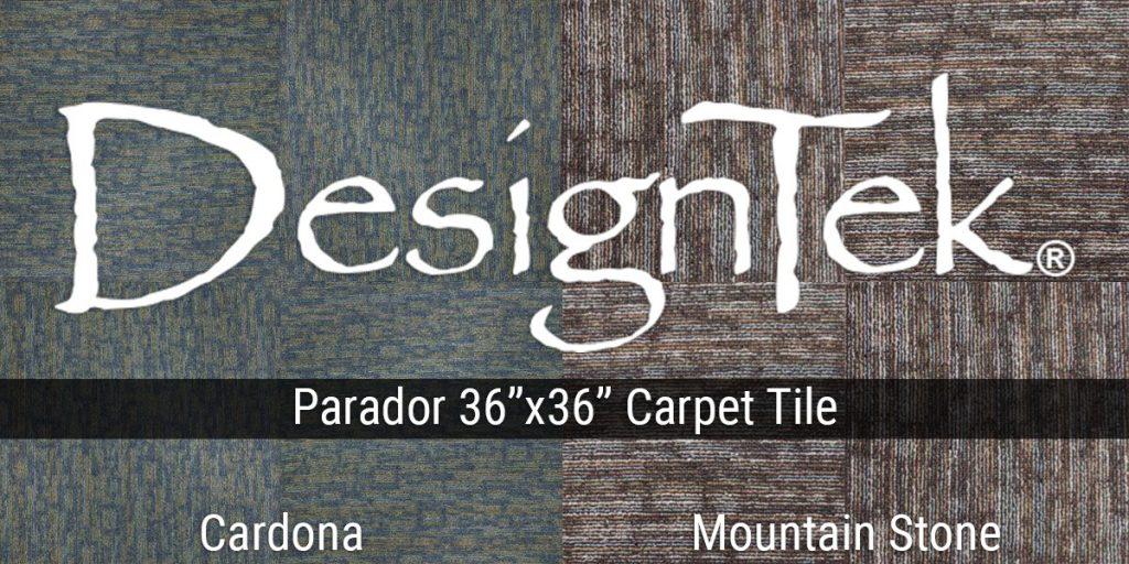 designtek parador 36 inch tile carpet tile mountain stone cardona styles review