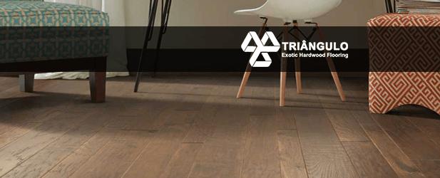 Triangulo hardwood engineered floors