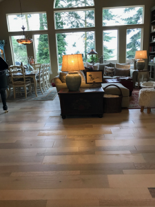 Armstrong Hardwood Flooring - Woodland Relics - Debbie Cantrell
