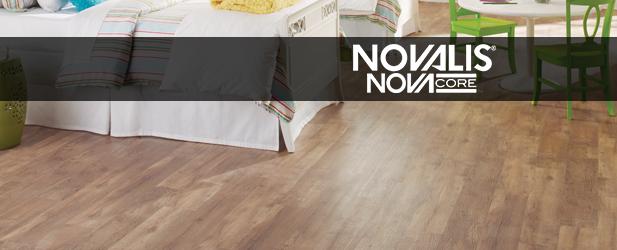 novalis novacore waterproof luxury vinyl plank