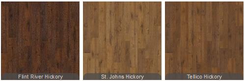 Shaw riverdale hickory laminate