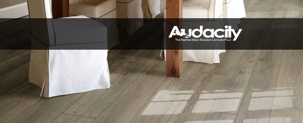 Armstrong Audacity Water Resistant Flooring Information