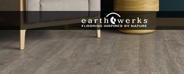 Earthwerks Wpc Waterproof Vinyl Flooring For Any Room