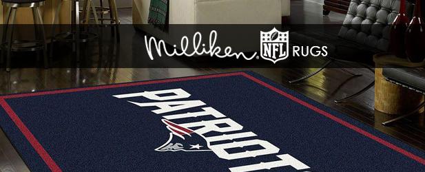 Milliken NFL Team Rug