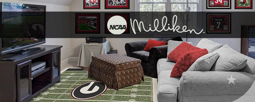 Milliken NCAA Sports Rugs