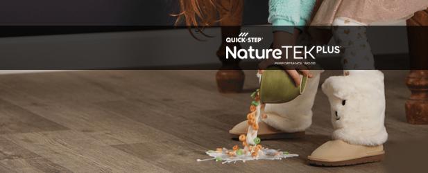 quickstep naturetek plus