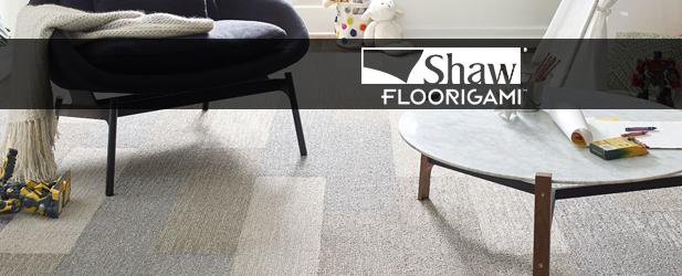 Shaw Floorigami Dynamic Vision